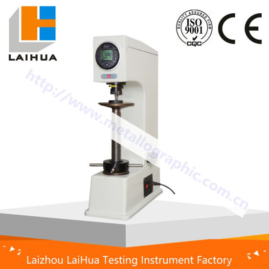 Xhrd-150 Plastic Rockwell Hardness Tester Superficial Hardness for Metal and Plastic Material Hardness Tester