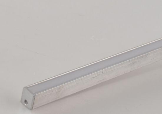 DC12V or 24V Slim Design LED Strip Cabinet Lighting Bar for Furniture Use