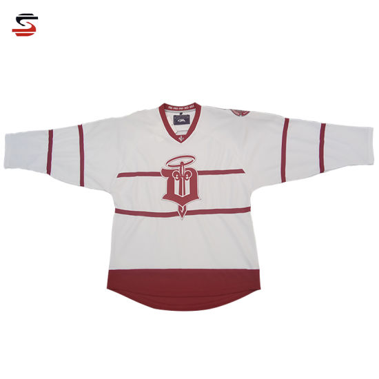 custom hockey jersey design online