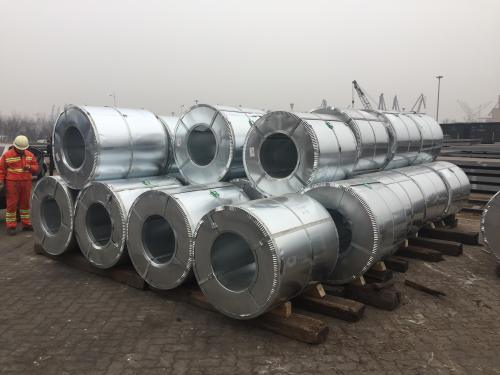 Cold Rolled Steel Coils (CR Coil)