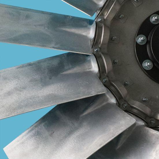 China Aluminum Ventilation Impeller for Hazardous Area
