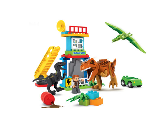 New Children Educational DIY Building Blocks Plastic Toys Construction Toys H2692428