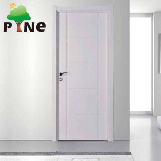 brand new 49065 b8485 Wood Panel Interior Solid Wood/Laminated/MDF Board PVC Veneer Foil Hollow  Core Soundproof Bedroom Door