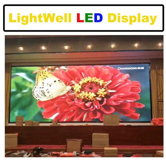 Indoor P2.5 P3 P5 P10 Outdoor LED Advertising Display Screen RGB LED Display Panel Stage Rental LED Video Wall LED Billboard HD LED Display for LED Sign Board