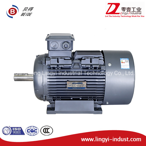 Siemens China Beide Brand Series 3 Phase Low Voltage Aluminum Frame IEC  Standard Electric Motor
