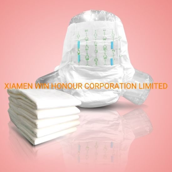 OEM Disposable Good Quality Adult Diaper with High Absorption