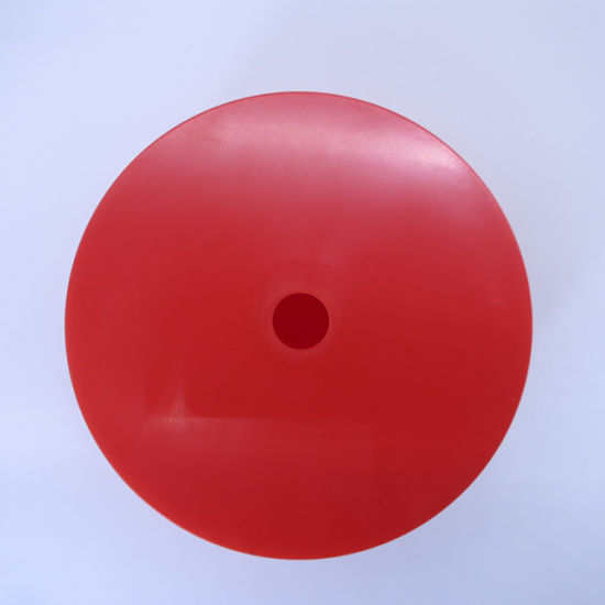 Round Movement Back Panel 75mm Red Clock Cover 3.5 Inch Movement Case