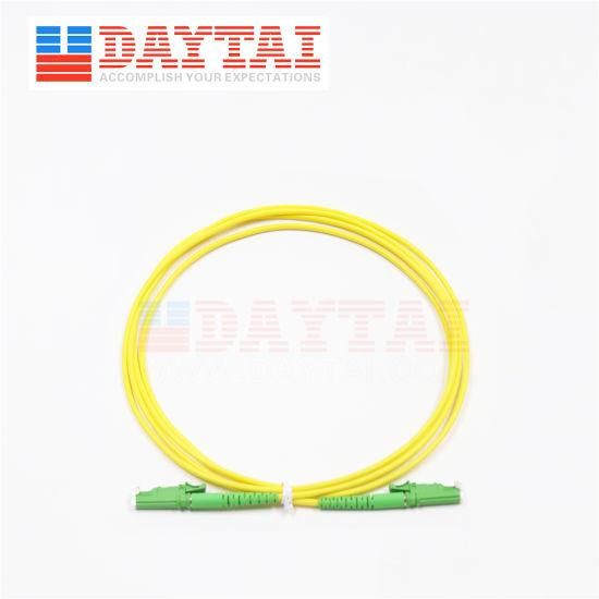 Daytai E2000 APC- E2000 APC Fiber Optic Cable Patch Cord