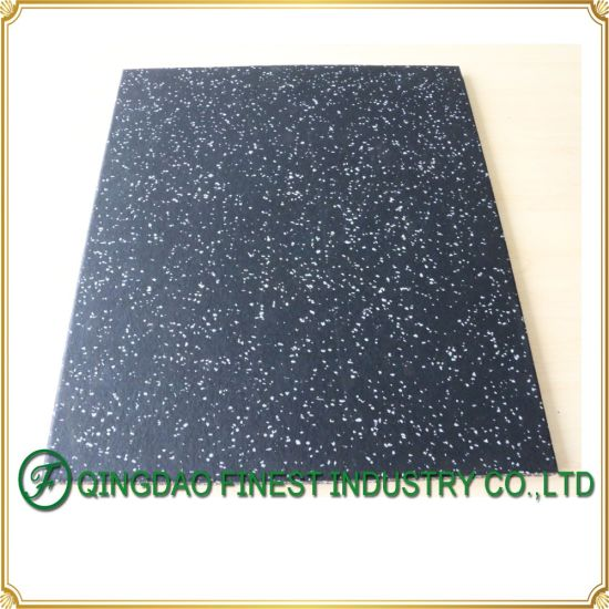 Professional Manufacturer High Quality Compound Gym Rubber Floor Mat