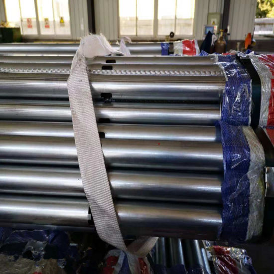 3/4 /5 Holes Hot DIP Galvanized Feed Pipe for Broiler Chicken/Breeder Chicken and Layer Chicken