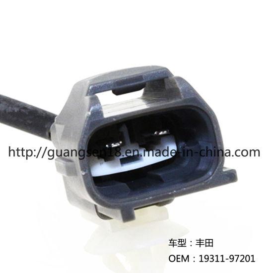 China X10 Wholesale Rpm Crankshaft Position Sensor for Malaysian