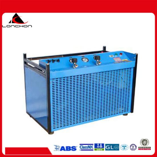 300bar Portable High Pressure Air Compressor for Breathing Apparatus 200L/Min