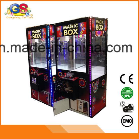Box coin machine