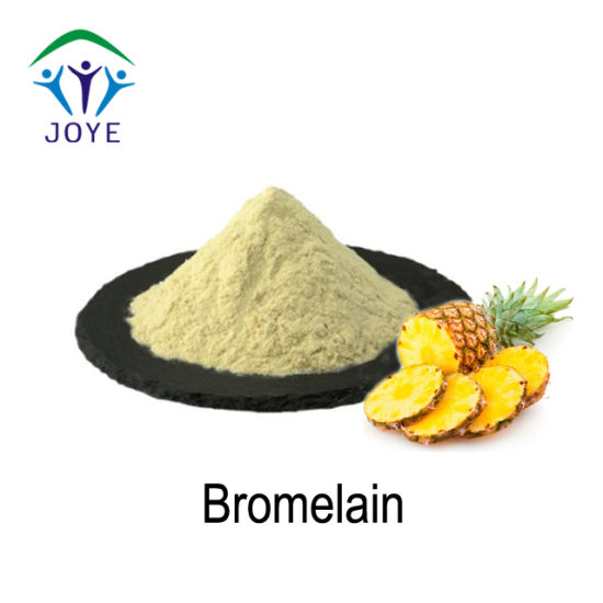 Pineapple Extract Powder Bromelain Enzyme CAS 9001-00-7
