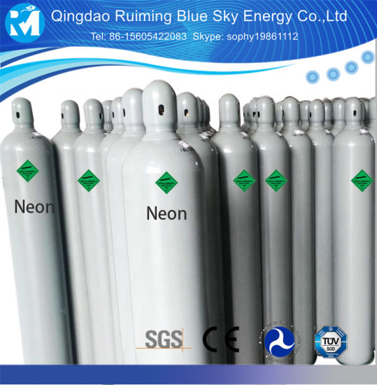 Neon Gas /Ne Gas Price with Purity 99.999% China Suppliers