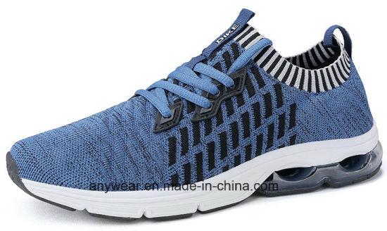 New 2019 Flyknit Sports Running Footwear Flyknit Jogging Shoes for Men and Women (A1808)