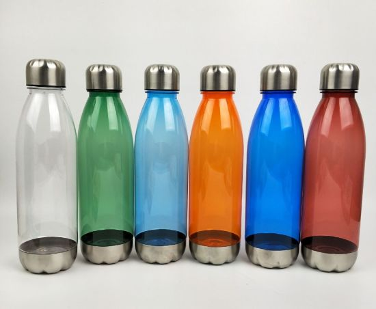 Promotional 750ml Hard Plastic Bowling Cola Shape Water Bottle pictures & photos
