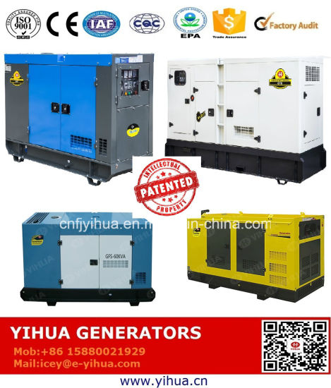 OEM Cummins Silent Canopy Diesel Generator 20-100kw[20180206A] pictures & photos