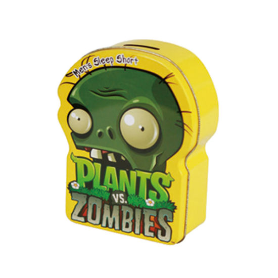 Food Safe Christmas Tins Wholesale Zombies Design Coin pictures & photos