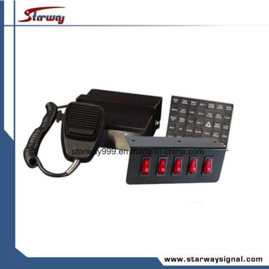 Ambulance Hand-Control Siren Hand-Control Siren (CJB100) pictures & photos