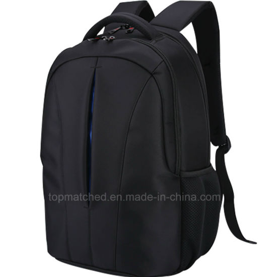 Durable Men Casual Lightweight Waterproof Nylon Outdoor Hiking Travel 15inch Laptop PRO Sport Bag Backpack pictures & photos