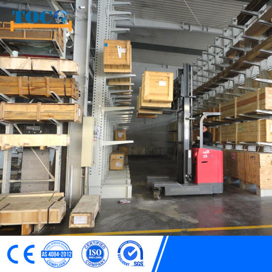 Factory Price Ce Certified Warehouse Metal Cantilever Rack System