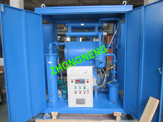 Full Enclosed Transformer Oil Filtering Machine, Cost-Effective Transformer Oil Purification Machine