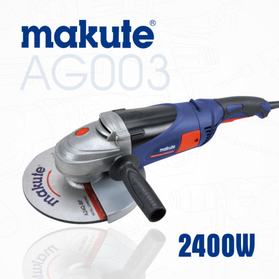 China 230mm 2350W 2500W Angle Grinder with GS CE FFU (AG003) - China