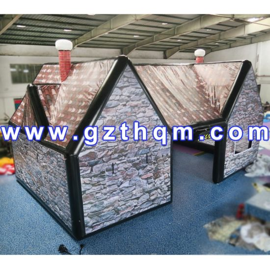 Inflatable Pub House for Party Drinking/Design Amazing Inflatable Party Tent House pictures & photos