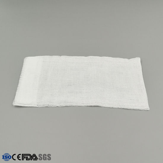 Sterile Gauze Pad with Ce Approval ((10cm. 20cm)
