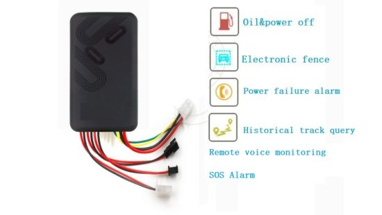 Real Time GPS/GSM/GPRS Tracker for Car/Vehicle pictures & photos