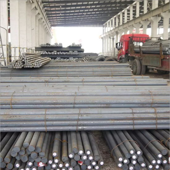 Hot Rolled Carbon Structural Steel Round Bar 20crmnti