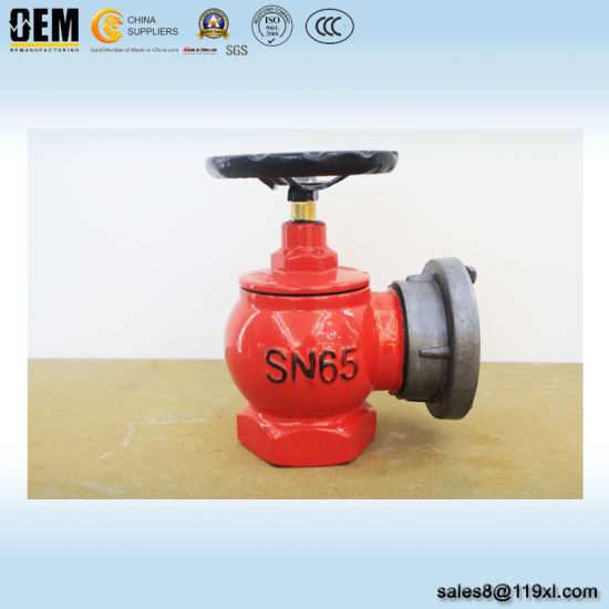 Indoor Fire Hydrant Fire Fighting Equipment Russian Type Landing Valve pictures & photos