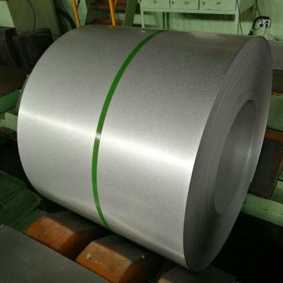 55%Al Aluzinc Az150 G550 Full Hard Gl Galvalume Steel Sheet in Coil