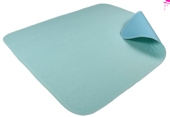 PU Laminated Washable Underpads for Incontinence pictures & photos