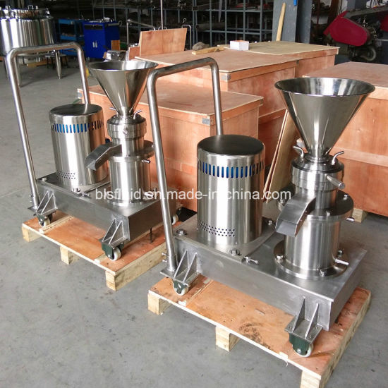 Wet Type Colloid Grinding Meat Mincer/Meat Grinder Mixer (full stainless steel) pictures & photos