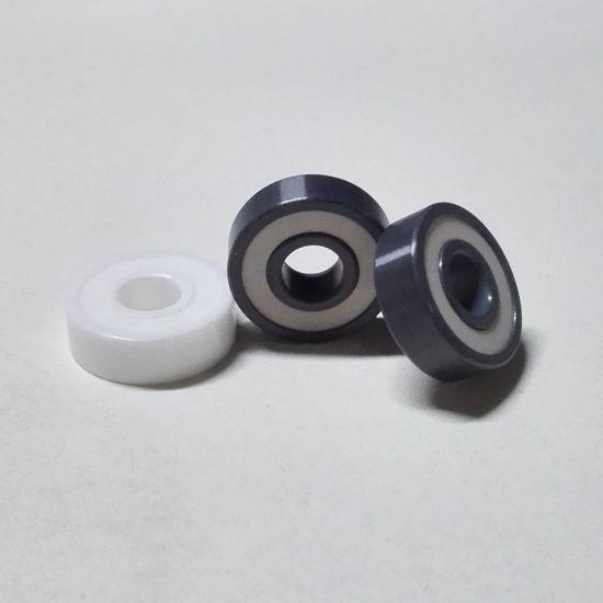 "2pcs R8 Full Ceramic ZrO2 Ball Bearing 1//2/""x 1-1//8/""x 5//16/"" Zirconia Oxide A3O LW"