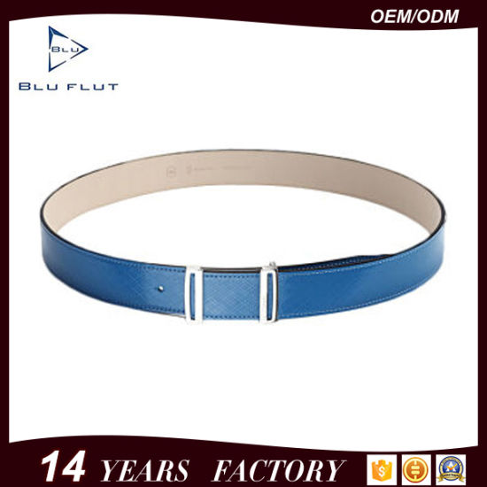 China Factory Wholesale Cheap Price Cow Leather Waist Belts