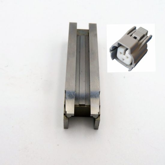 High Quality Press Mould Parts Connector Injection Mold Part