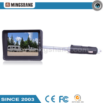 Magnetic Mount Wireless Trailer Hitch Rear View Camera pictures & photos