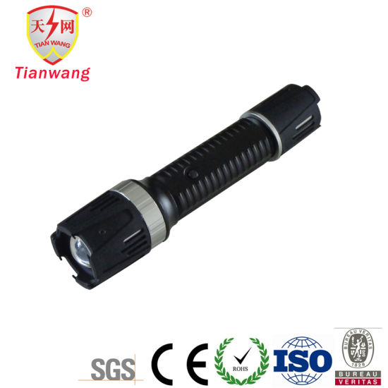 2016 New Shock Flashlight for Self Defense Stun Guns pictures & photos
