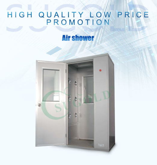 Flb-1A Single Person Double Side Air Shower pictures & photos