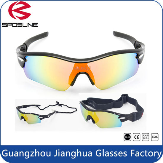 bac0b2bf1cc Extreme Sports Eyewear Skydiving Hang Gliding Paragliding Sunglasses with  Strap pictures   photos