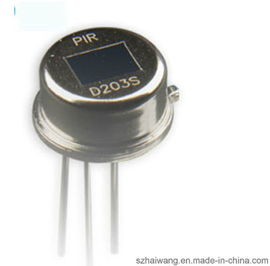 PIR Sensor D203s Dual Elements Passive Pyroelectric Infrared Radial Detector pictures & photos