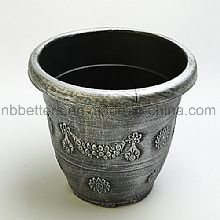 Planter Pot for Tree, Bulk Plastic Flower Pots, Colorful Plastic Flower Pots pictures & photos