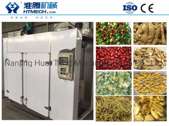 CT-C Series Hot Air Circulating Tray Oven for Food/Vegetable/Chemical/Fruit