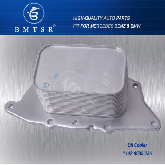 China Oil Heat Exchange Cooler For Mini Cooper 11428585236 11 42 8