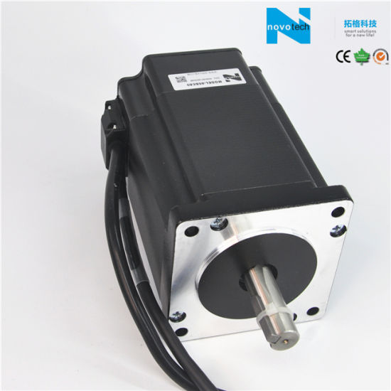 NEMA 34 Closed Loop Stepper Motor with Motion Controller pictures & photos