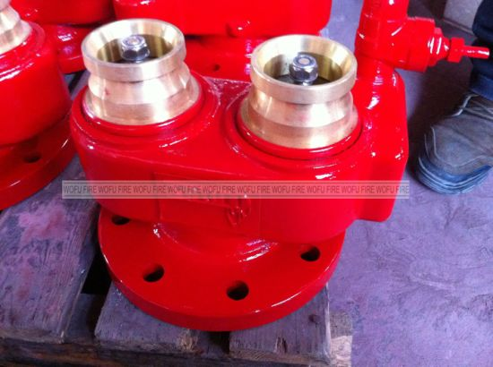 2-Way Breeching Inlet Valves pictures & photos