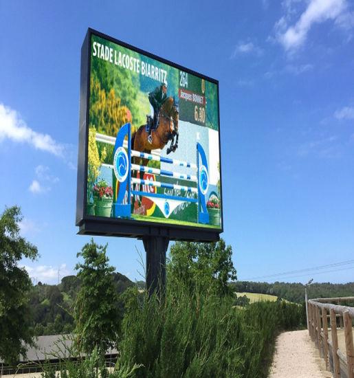 Giant Waterproof IP65 Outdoor Advertising LED Screen Price